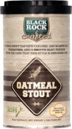 Black Rock Crafted Oatmeal Stout Kit 1.7kg