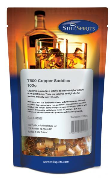 Still Spirits T500 Copper Saddles - 100g