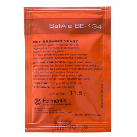 SafAle BE-134 (11.5g)