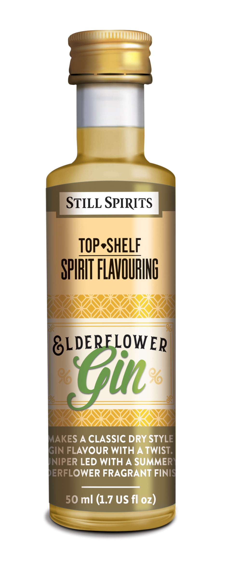 Still Spirits Top Shelf Elderflower Gin