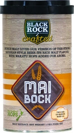 Black Rock Crafted Maibock Kit 1.7kg