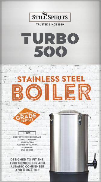 Still Spirits Turbo 500, 25L Boiler