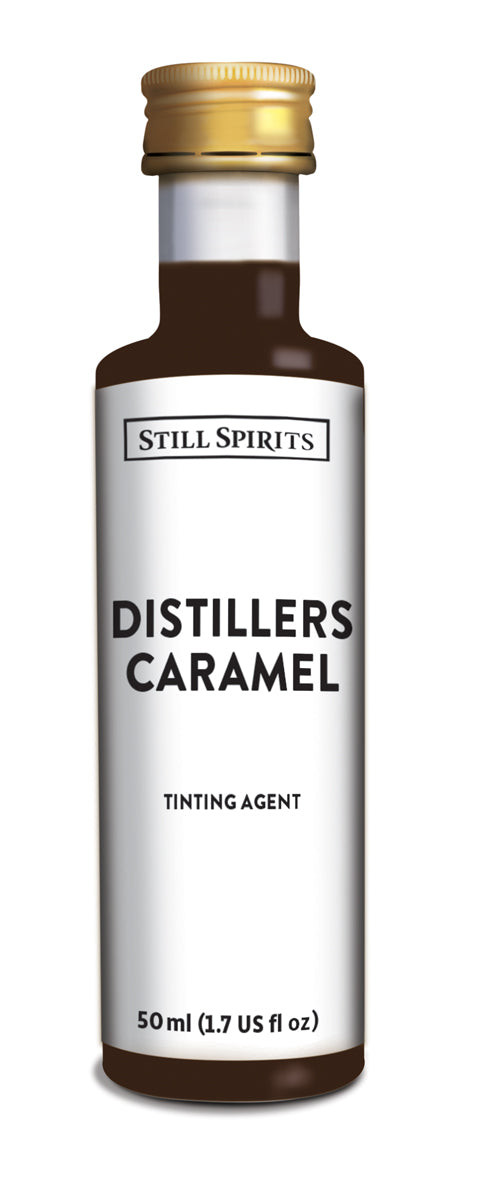 Top Shelf Distillers Caramel