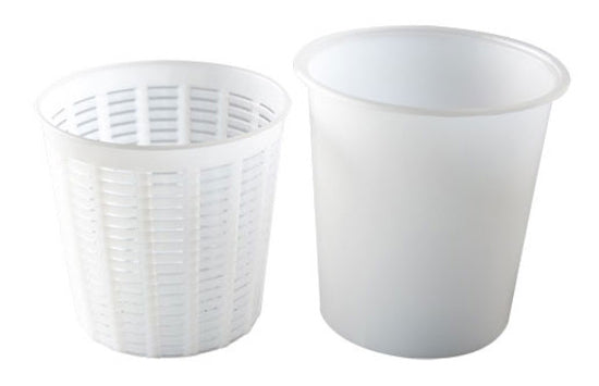 Mad Millie Large Ricotta Container & Basket
