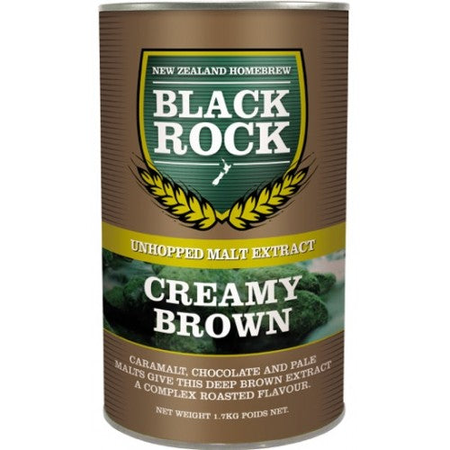 Black Rock Unhopped Creamy Brown LME - 1.7kg