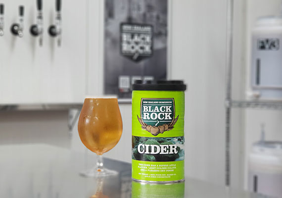 Black Rock Cider Kit - 1.65kg
