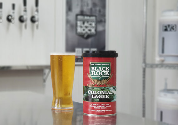 Black Rock Colonial Lager Kit 1.7kg