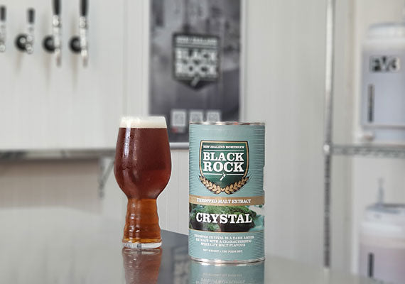 Black Rock Unhopped Crystal LME - 1.7kg