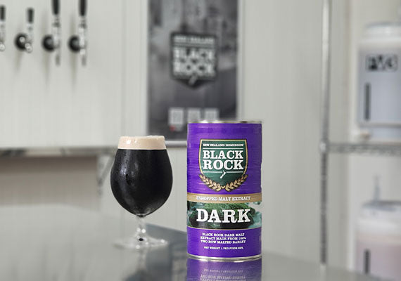 Black Rock Unhopped Dark LME - 1.7kg