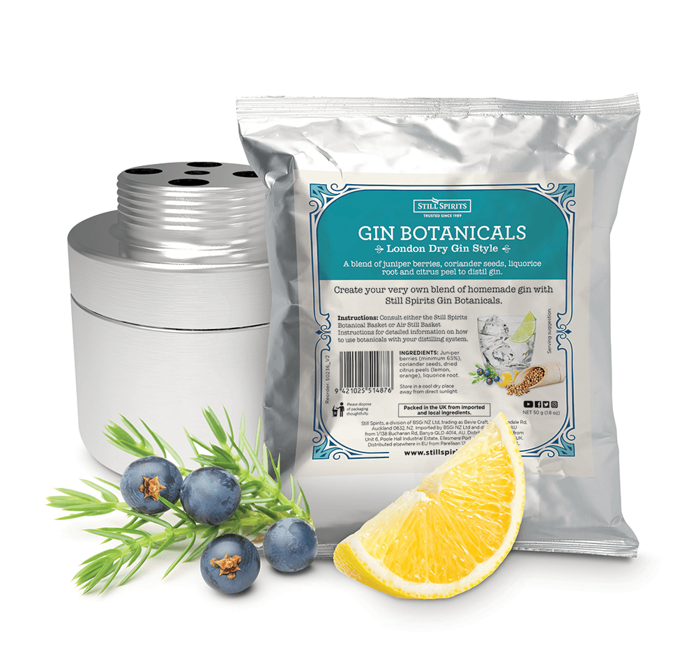 Still Spirits Gin Botanicals Kit