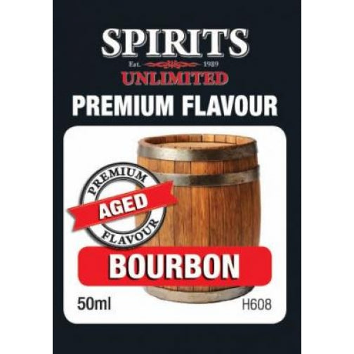 Spirits Unlimited Premium Aged Bourbon - 50ml