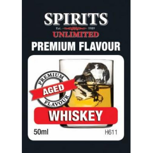 Spirits Unlimited Premium Aged Whiskey - 50ml