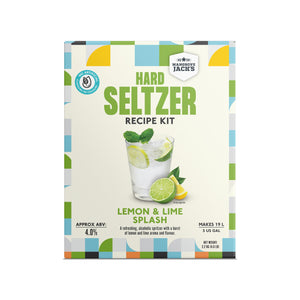 Hard Seltzer Recipe Kit - Lemon & Lime Splash