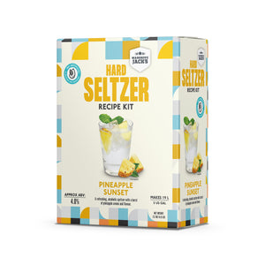 Hard Seltzer Recipe Kit - Pineapple Sunset