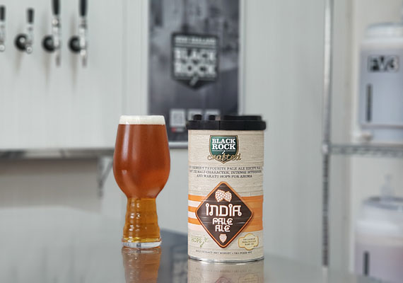 Black Rock Crafted India Pale Ale Kit 1.7kg