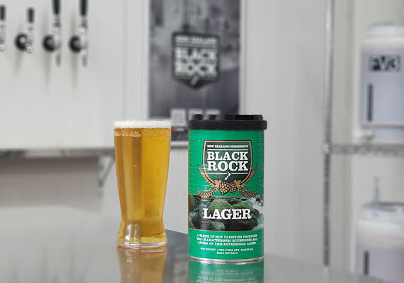 Black Rock Lager Kit 1.7kg