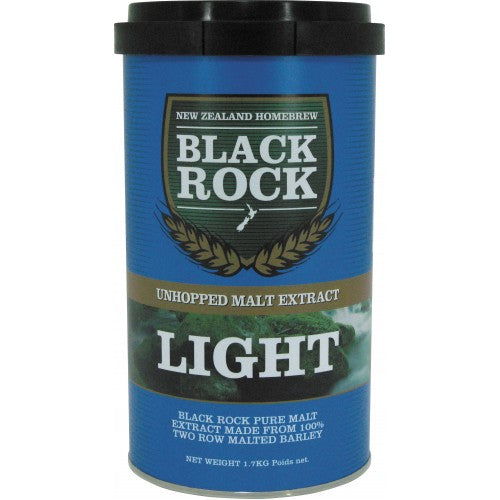 Black Rock Unhopped Light LME - 1.7kg