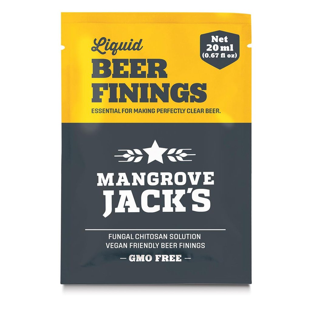 Mangrove Jack's Liquid Beer Finings - 20ml
