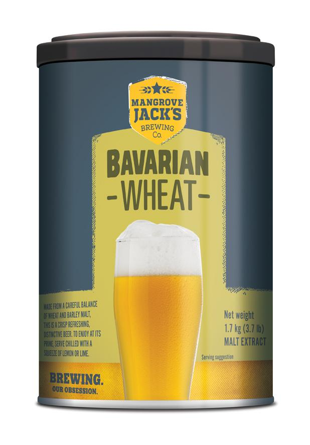 Mangrove Jack's International Bavarian Wheat 1.7kg