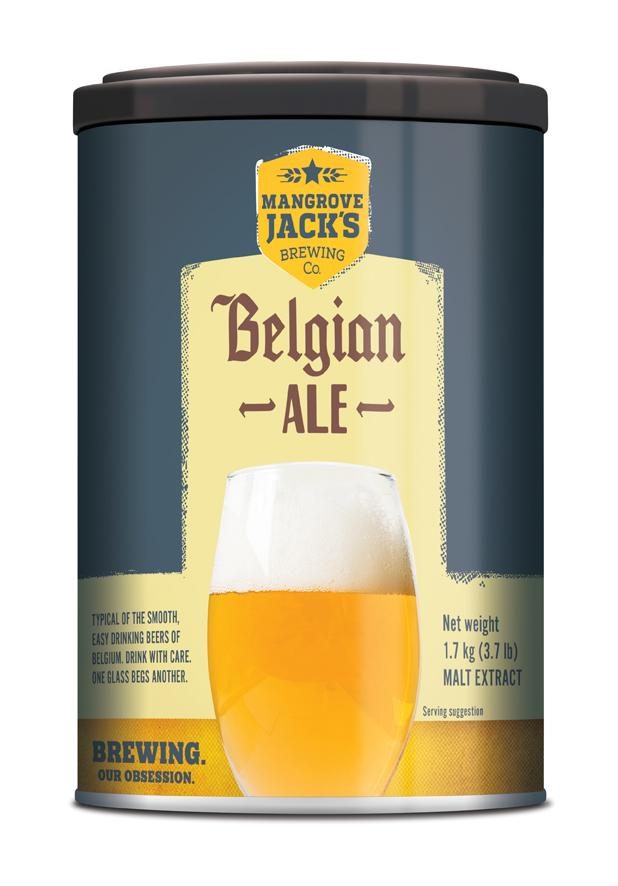 Mangrove Jack's International Belgian Ale 1.7kg