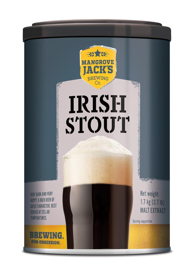 Mangrove Jack's International Irish Stout 1.7kg
