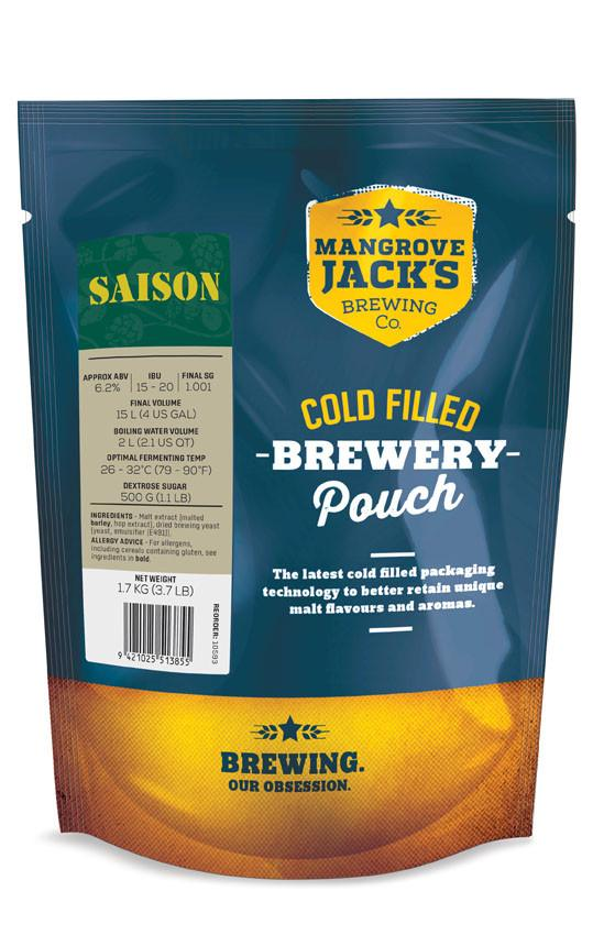 Mangrove Jack's Traditional Series Saison -1.8kg