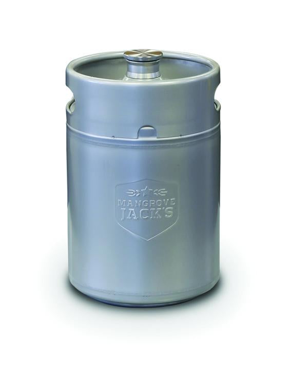 Mangrove Jacks Mini Keg with Ball Lock Cap 5L