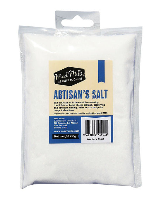 Mad Millie Artisans Salt 450g