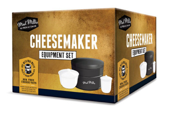 Mad Millie Cheesemaker