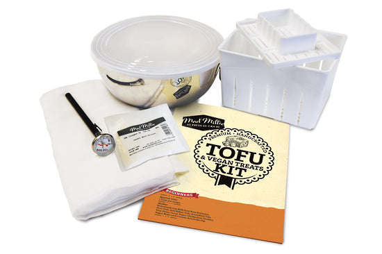 Mad Millie Tofu and Vegan Treats Kit