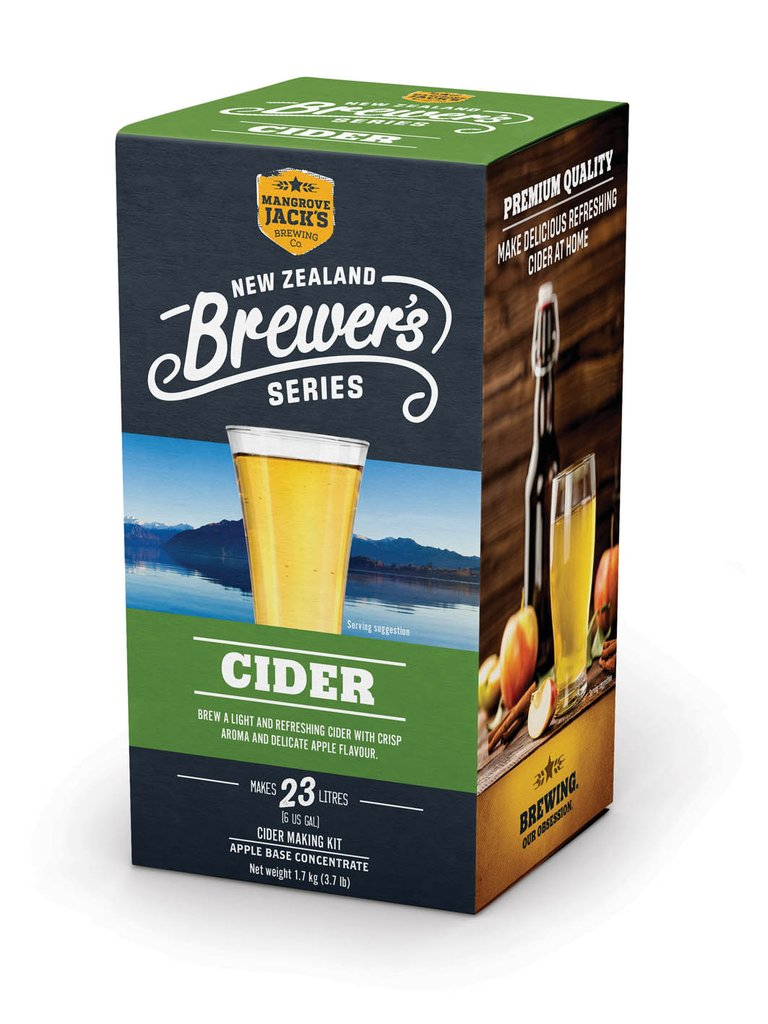 Mangrove Jack's Brewer's Series Apple Cider