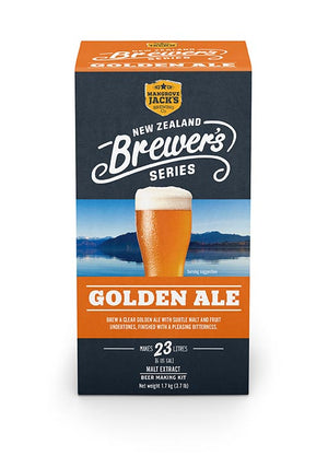 Mangrove Jack's NZ Brewer's Series Golden Ale