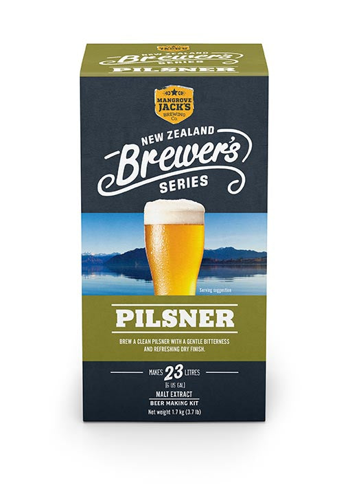 Mangrove Jack's NZ Brewer's Series Pilsner
