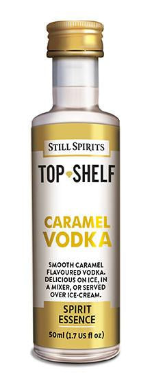 Still Spirits Top Shelf Caramel Vodka