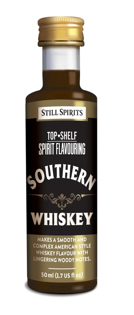 Still Spirits Top Shelf Southern Whiskey Spirit Flavouring