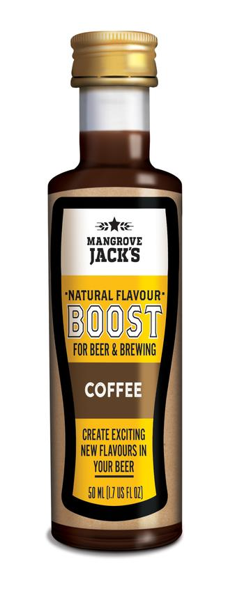 Mangrove Jack's All Natural Flavour Boost - Coffee
