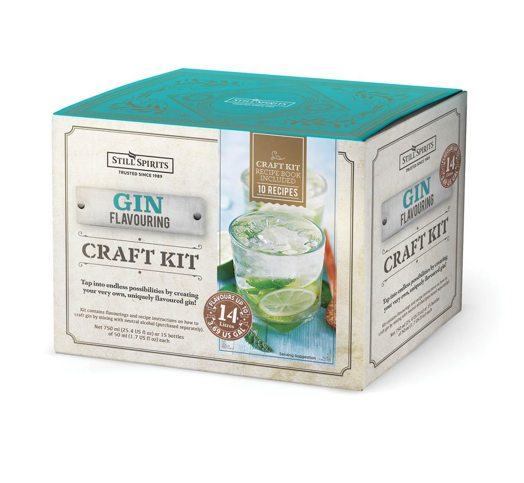 Still Spirits Gin Flavouring Craft Kit