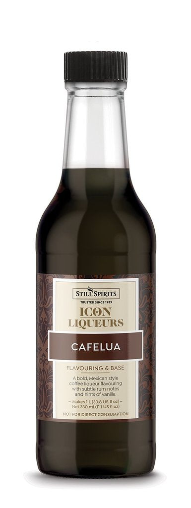 Still Spirits Icon Liqueurs Cafelua Flavouring