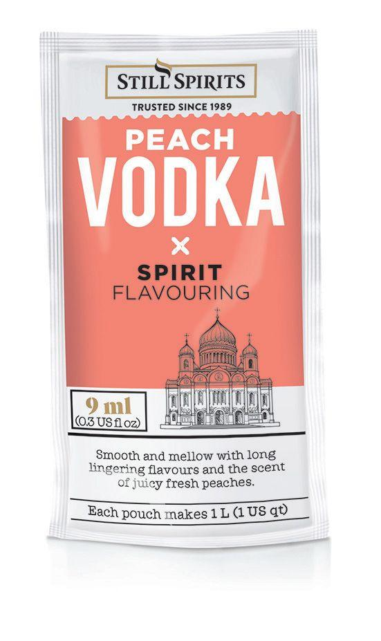 Still Spirits Just Add Vodka Peach Vodka Flavouring