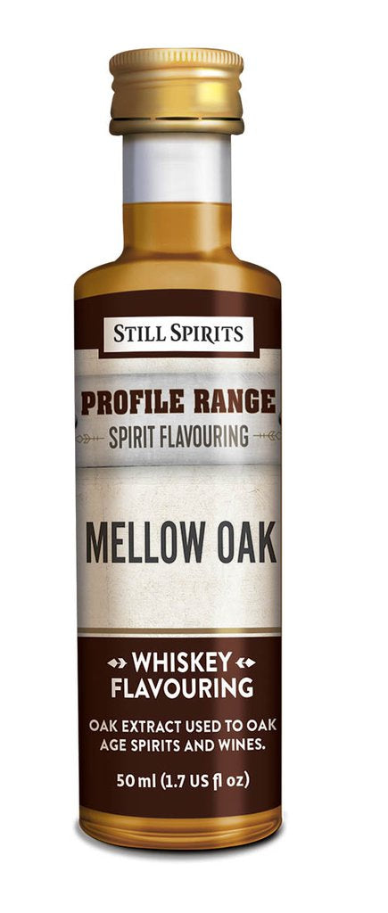 Top Shelf Mellow Oak Flavour