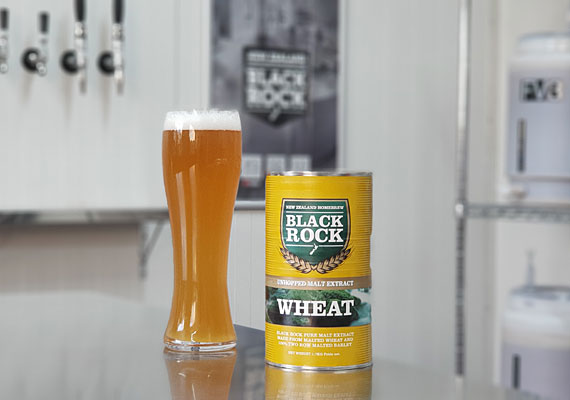 Black Rock Unhopped Wheat LME - 1.7kg