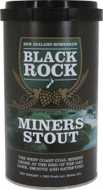 Black Rock Miners Stout Kit 1.7kg