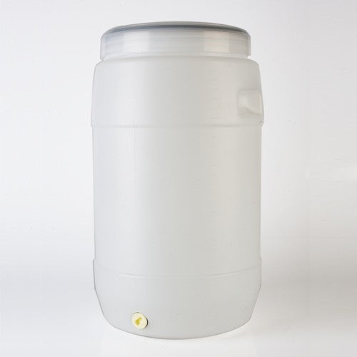 Plastic Barrel Fermenter - 30 Litre
