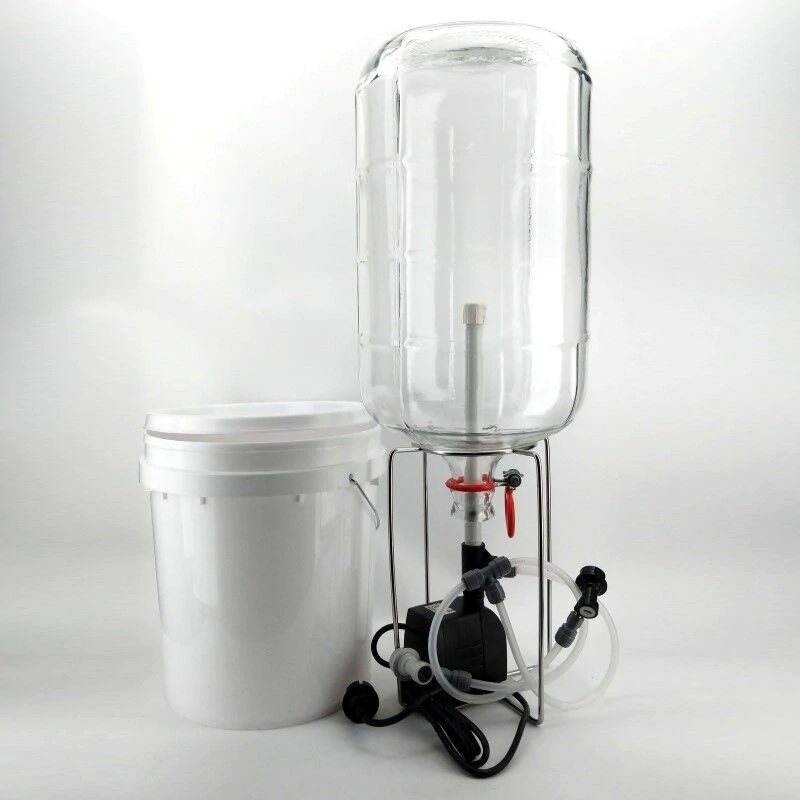 Bucket Blaster - Keg and Fermenter Washing Kit