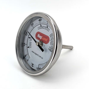 Weldless Thermometer with 42mm probe