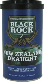 Black Rock NZ Draught Kit 1.7kg