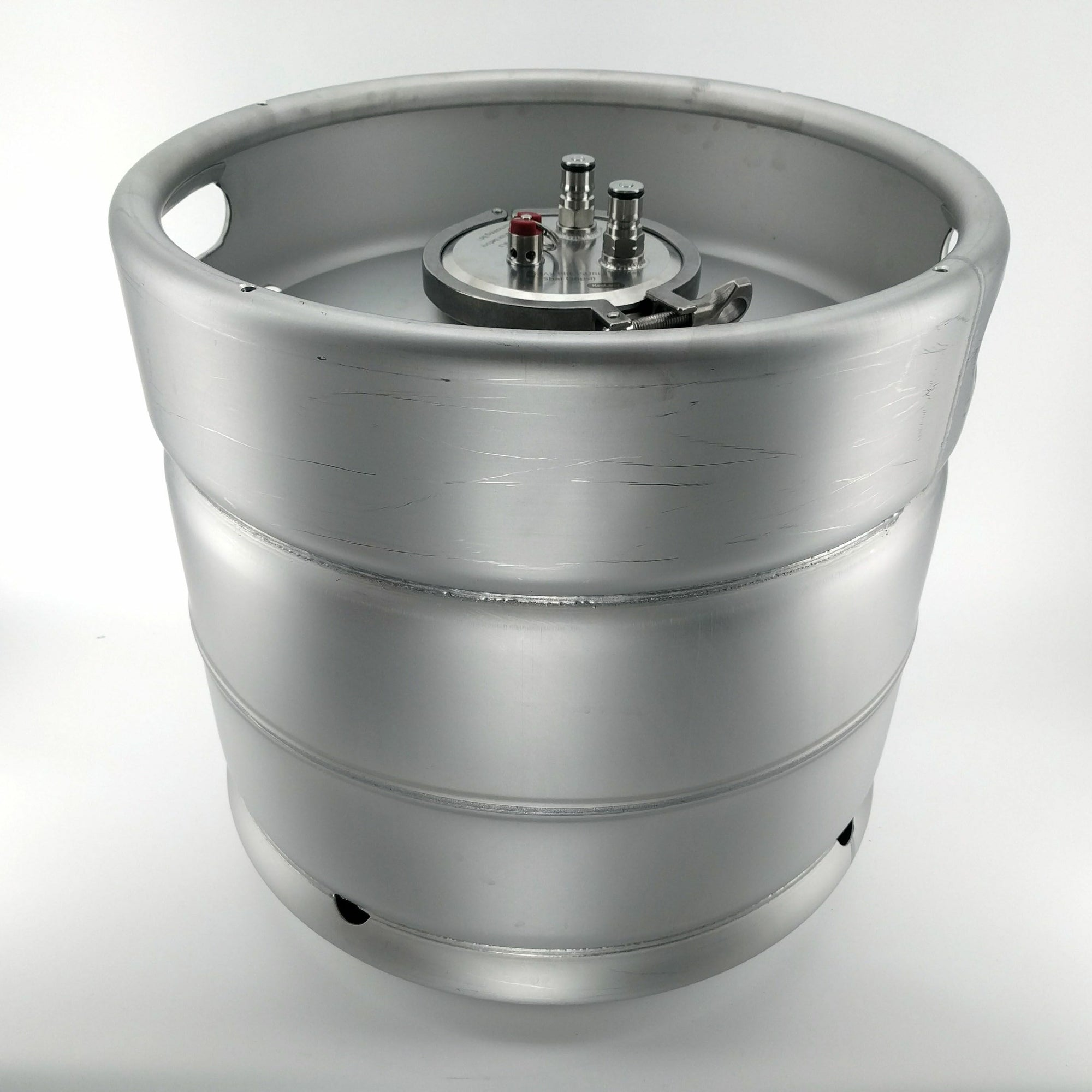 Kegmenter 29L with Ball Lock Cap