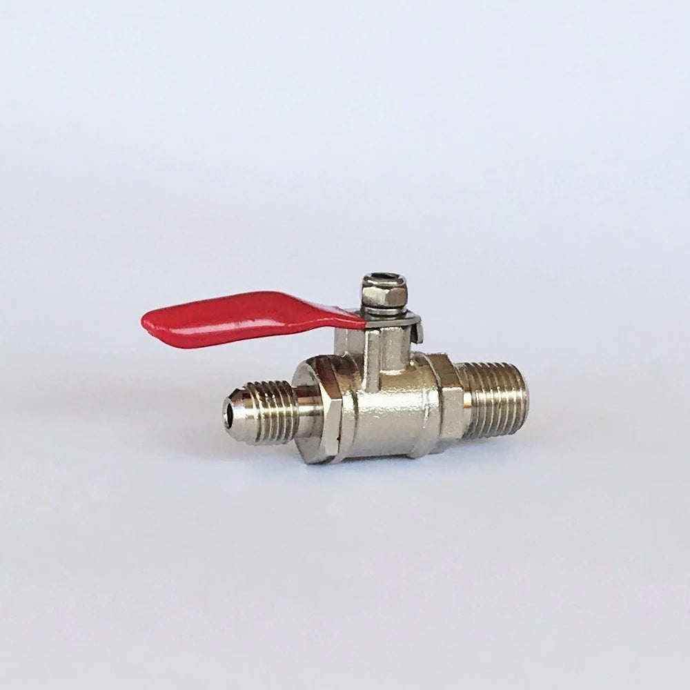 Shut Off Valve - MFL With Return Check Valve