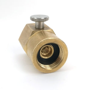 SodaStream Cylinder Filling Adapter with Bleed Valve
