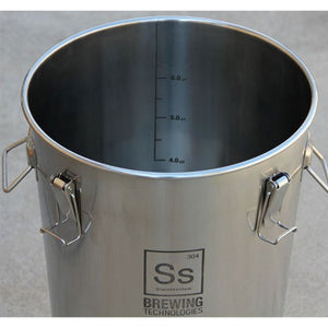 Ss Brew Bucket Stainless Fermenter - 26 Litre